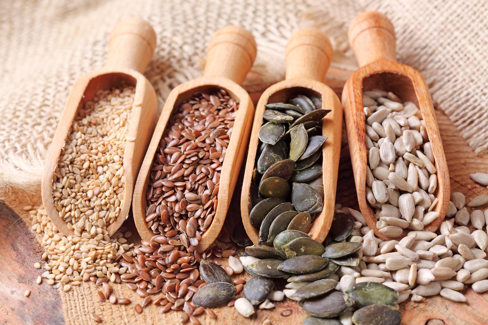 Tények és tévhitek a táplálkozásról IV. – Olajos magvak