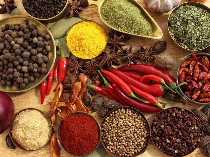 Tények és tévhitek a táplálkozásról XVIII. – Fűszerek (1. rész)