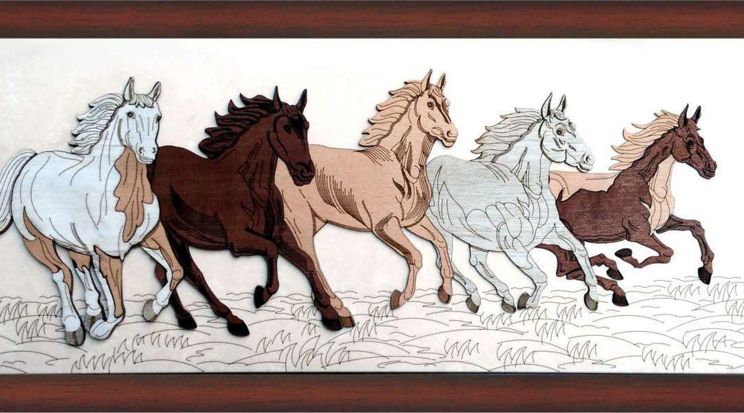 Öt ló